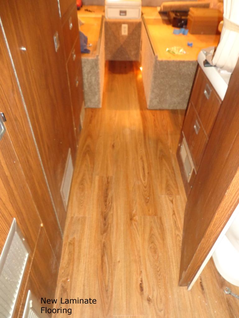 New Flooring Coachcraft By Macdonald